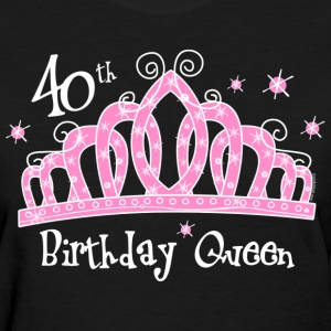 tiara-40th-birthday-queen
