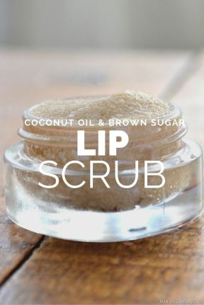 coconut-and-brown-sugar-lip-scrub