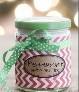 homemade-peppermint-body-butter