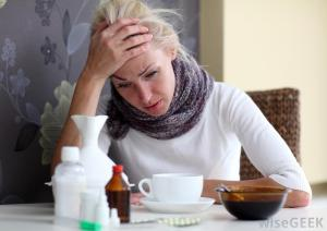 woman-looking-sick-with-medication