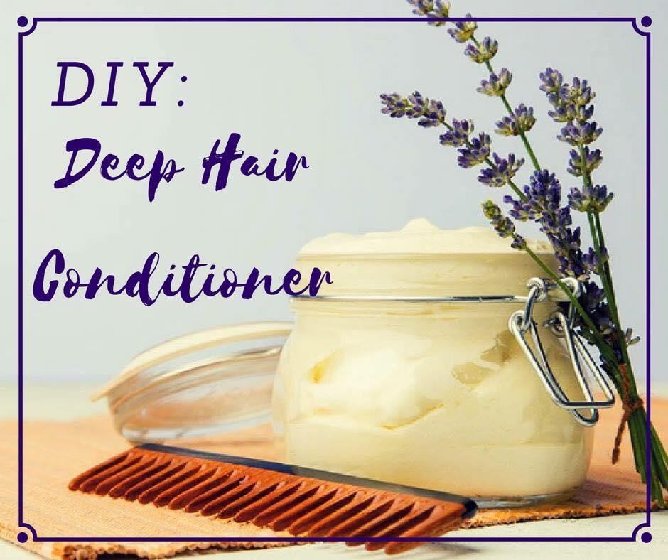 deep hair condition