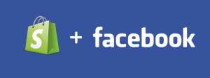 shopify and facebook