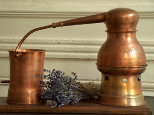 hydrosol steamer