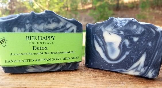 Detox soap pic