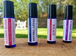 rollerball blends new label